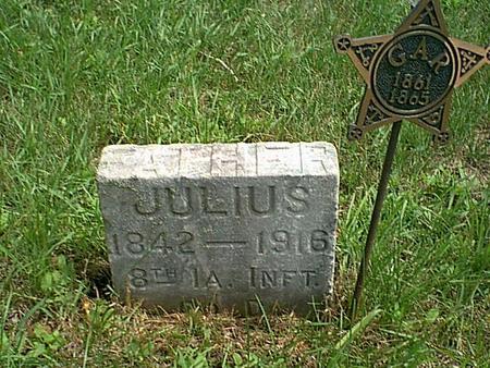 GARDNER, JULIUS - Carroll County, Iowa | JULIUS GARDNER