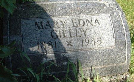 GILLEY, MARY EDNA - Carroll County, Iowa | MARY EDNA GILLEY