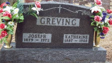 RENZE GREVING, KATHERINE - Carroll County, Iowa | KATHERINE RENZE GREVING