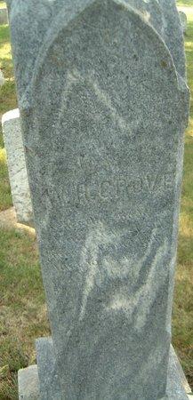 GROVE, W. H. - Carroll County, Iowa | W. H. GROVE