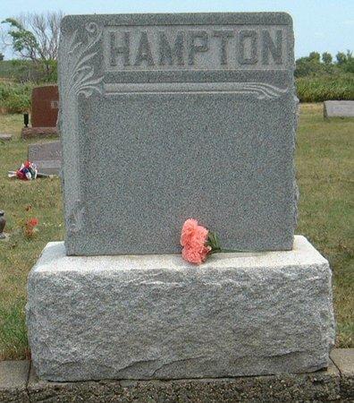 HAMPTON, FAMILY MONUMENT - Carroll County, Iowa | FAMILY MONUMENT HAMPTON