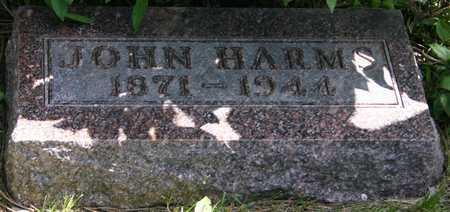 HARMS, JOHN - Carroll County, Iowa | JOHN HARMS