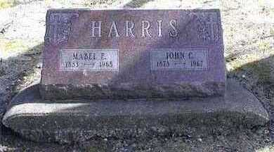 WALLACE HARRIS, MABEL E. - Carroll County, Iowa | MABEL E. WALLACE HARRIS
