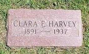 HARVEY, CLARA F. - Carroll County, Iowa | CLARA F. HARVEY