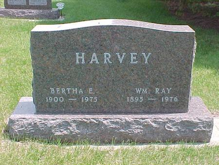HARVEY, BERTHA E. - Carroll County, Iowa | BERTHA E. HARVEY