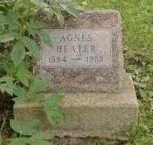 CALLAGHAN HEATER, AGNES - Carroll County, Iowa | AGNES CALLAGHAN HEATER