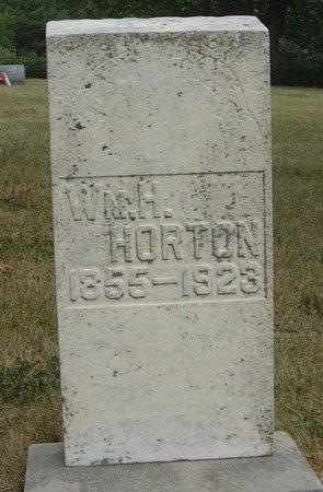 HORTON, WILLIAM H. - Carroll County, Iowa | WILLIAM H. HORTON
