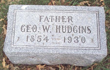 HUDGINS, GEORGE WASHINGTON - Carroll County, Iowa | GEORGE WASHINGTON HUDGINS