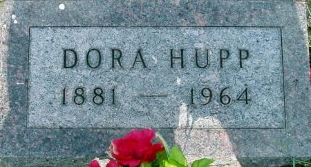 HUPP, DORA - Carroll County, Iowa | DORA HUPP