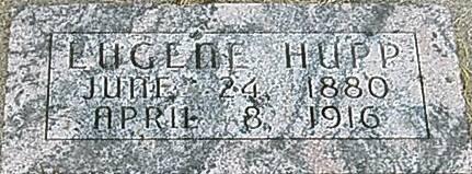 HUPP, EUGENE - Carroll County, Iowa | EUGENE HUPP