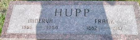 HUPP, MINERVA - Carroll County, Iowa | MINERVA HUPP