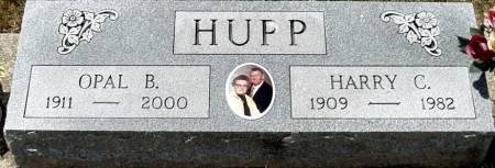 HUPP, OPAL B. - Carroll County, Iowa | OPAL B. HUPP