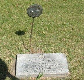 HUPP, WILLIAM - Carroll County, Iowa   WILLIAM HUPP