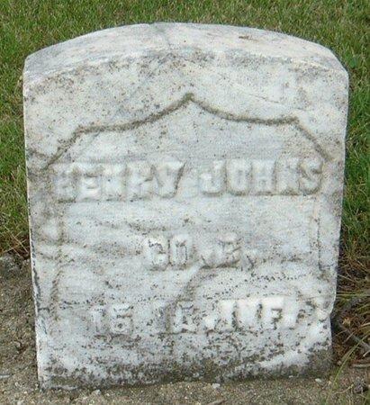 JOHNS, HENRY - Carroll County, Iowa | HENRY JOHNS