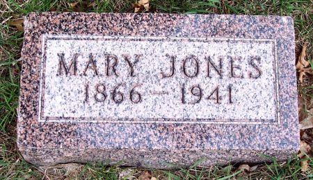JONES, MARY - Carroll County, Iowa | MARY JONES