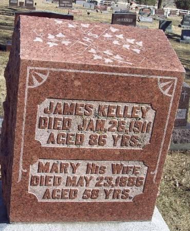 KELLEY, MARY - Carroll County, Iowa | MARY KELLEY