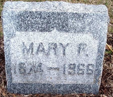KELLY, MARY F - Carroll County, Iowa | MARY F KELLY