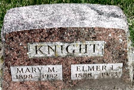 KNIGHT, ELMER L. - Carroll County, Iowa | ELMER L. KNIGHT