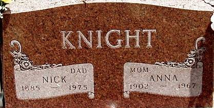 KNIGHT, NICK - Carroll County, Iowa | NICK KNIGHT