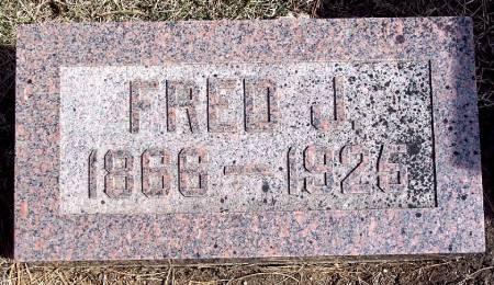 LASHER, FRED J - Carroll County, Iowa | FRED J LASHER