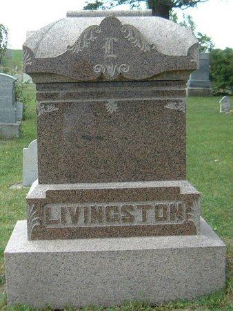 LIVINGSTON, FAMILY MONUMENT - Carroll County, Iowa   FAMILY MONUMENT LIVINGSTON