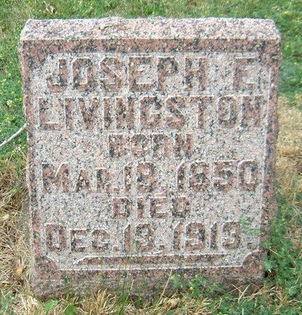 LIVINGSTON, JOSEPH F. - Carroll County, Iowa | JOSEPH F. LIVINGSTON
