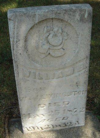 LIVINGSTON, WILLIAM B. - Carroll County, Iowa   WILLIAM B. LIVINGSTON