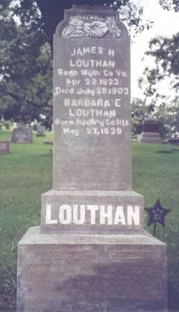 LOUTHAN, BARBARA - Carroll County, Iowa | BARBARA LOUTHAN
