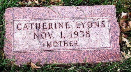 LYONS, ANNA CATHERINE - Carroll County, Iowa | ANNA CATHERINE LYONS