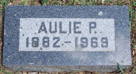 PEARCE MACOMBER, AULIE P - Carroll County, Iowa | AULIE P PEARCE MACOMBER