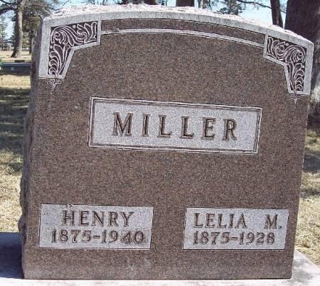 MOONEY MILLER, LELIA M - Carroll County, Iowa | LELIA M MOONEY MILLER