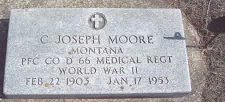 MOORE, C JOSEPH - Carroll County, Iowa | C JOSEPH MOORE