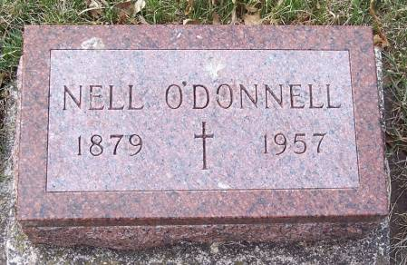O'DONNELL, NELL - Carroll County, Iowa | NELL O'DONNELL