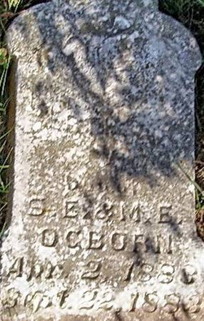 OGBORN, BERTHA VIOLA - Carroll County, Iowa | BERTHA VIOLA OGBORN