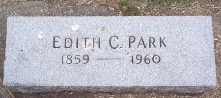 VETTE PARK, EDITH CATHERINE - Carroll County, Iowa | EDITH CATHERINE VETTE PARK