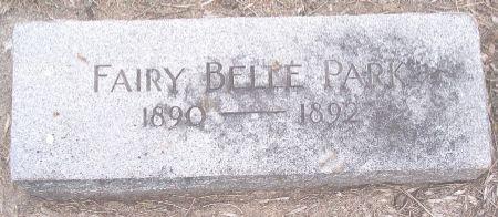 PARK, FAIRY BELLE - Carroll County, Iowa | FAIRY BELLE PARK