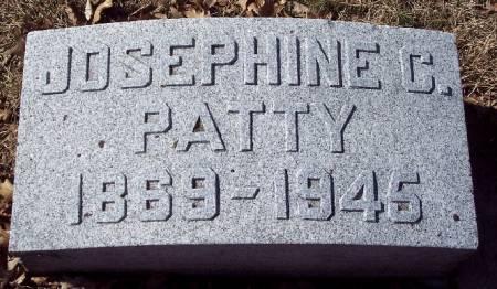 PATTY, JOSEPHINE ANN - Carroll County, Iowa | JOSEPHINE ANN PATTY