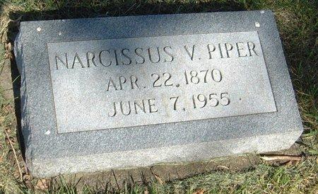 PIPER, NARCISSUS V. - Carroll County, Iowa | NARCISSUS V. PIPER