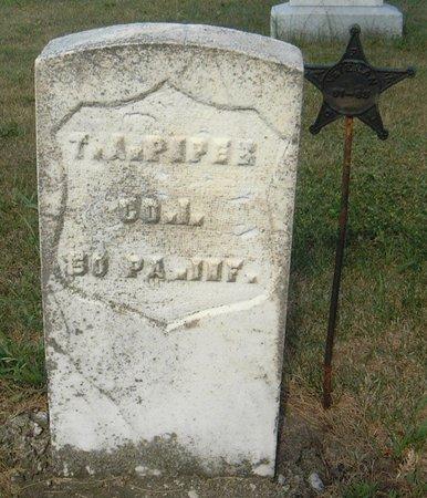 PIPER, T. A. - Carroll County, Iowa   T. A. PIPER
