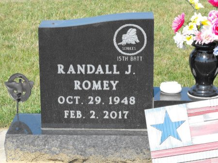 ROMEY, RANDALL J. - Carroll County, Iowa   RANDALL J. ROMEY