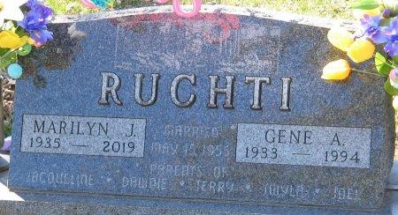 BRUGGEMAN RUCHTI, MARILYN JEAN - Carroll County, Iowa | MARILYN JEAN BRUGGEMAN RUCHTI