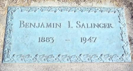 SALINGER, BENJAMIN ISAAC - Carroll County, Iowa | BENJAMIN ISAAC SALINGER