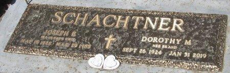 BRAND SCHACHTNER, DOROTHY MARIE - Carroll County, Iowa | DOROTHY MARIE BRAND SCHACHTNER