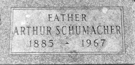 SCHUMACHER, ARTHUR - Carroll County, Iowa | ARTHUR SCHUMACHER
