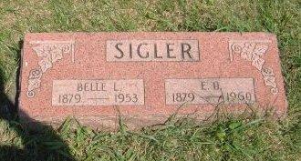 SIGLER, EMMANUEL OSCAR - Carroll County, Iowa   EMMANUEL OSCAR SIGLER