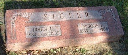 SIGLER, VERNIE L. - Carroll County, Iowa   VERNIE L. SIGLER