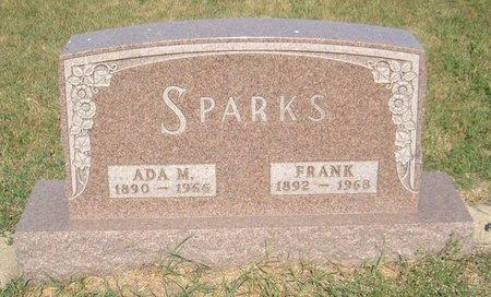 SPARKS, FRANK - Carroll County, Iowa   FRANK SPARKS