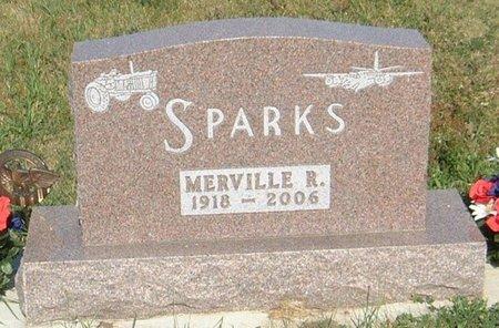 SPARKS, MERVILLE R. - Carroll County, Iowa | MERVILLE R. SPARKS