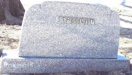 STALLMAN, HILDA - Carroll County, Iowa | HILDA STALLMAN