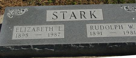STARK, RUDOLPH & ELIZABETH - Carroll County, Iowa   RUDOLPH & ELIZABETH STARK
